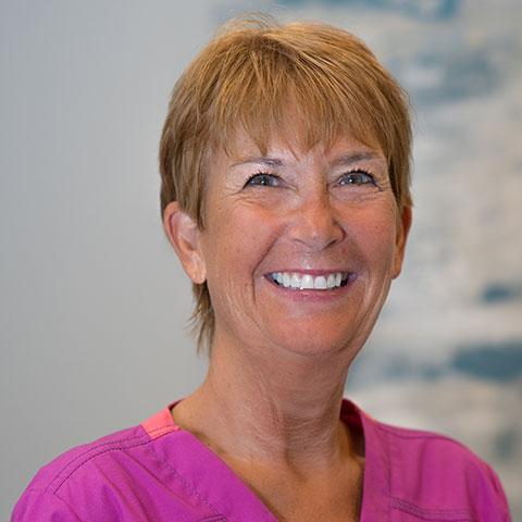 Lisa March, RDH, PHDHP - Hygenist