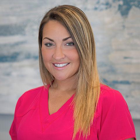 Megan Moretz - Dental Assistant/ Front Desk